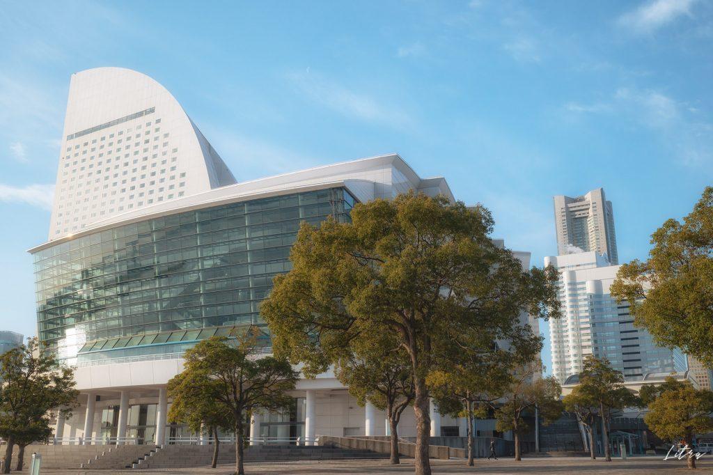 ヨコハマ グランド インターコンチネンタル ホテル、横浜ランドマークタワー